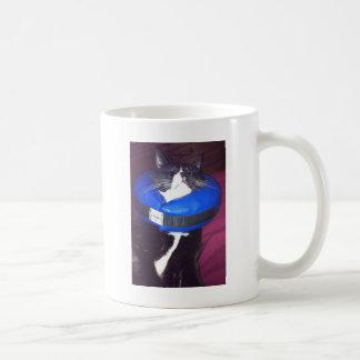 Cat Humor Basic White Mug