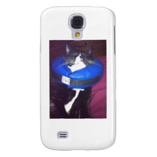 Cat Humor Galaxy S4 Case