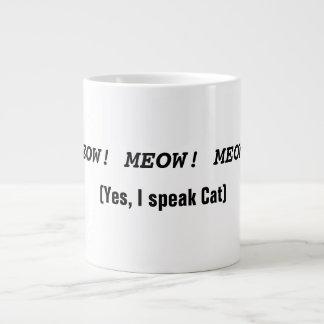 Cat Humor Mug