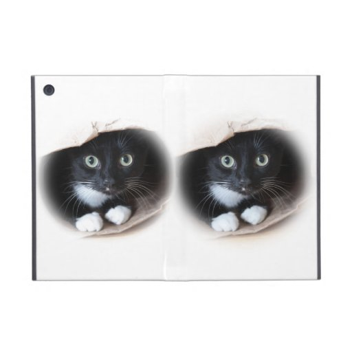 Cat in a bag iPad mini covers