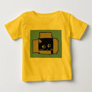 Cat in a Box T Shirt