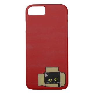 Cat in Box iPhone/iPad/Samsung etc. feat. iPhone 7 Case
