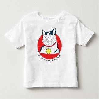 cat in the break tshirt