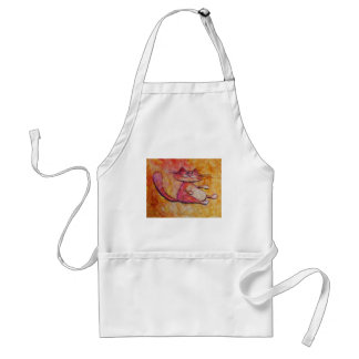 cat in the pink aprons
