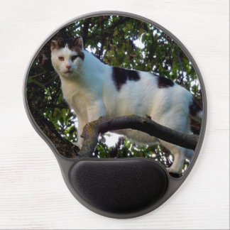 Cat in tree mousepad gel mouse pad