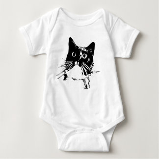 Cat Infant Creeper