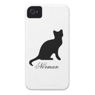 Cat iPhone 4 Case-Mate Case