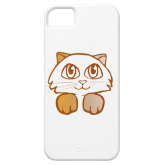 Cat iPhone 5 Cover