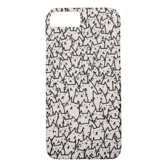 Cat iPhone iPhone 8/7 Case