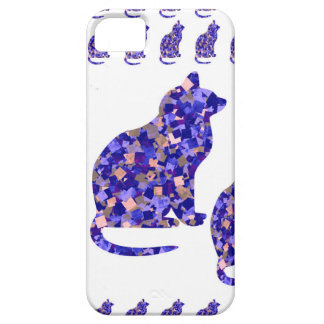 Cat Kittens KIDS Love Template Greetings Gifts FUN iPhone 5/5S Cases
