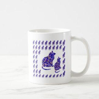 Cat Kittens KIDS Love Template Greetings Gifts FUN Mug
