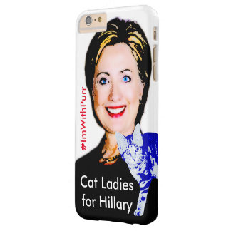 Cat Ladies for Hillary iPhone 6/6s Plus Case