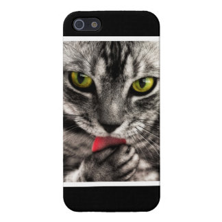 Cat Lick Cover For iPhone 5/5S
