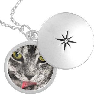 Cat Look Pendant