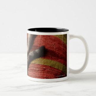 Cat Lounging Coffee Mug