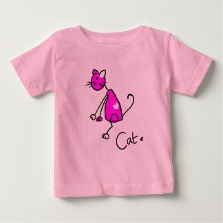 Cat Love Baby T-Shirt