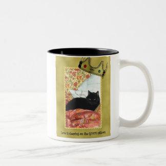 Cat Love Pillows Mug