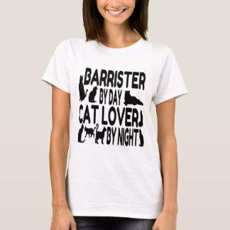 Cat Lover Barrister T-Shirt