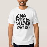 Cat Lover CNA Shirts