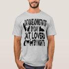 Cat Lover Database Administrator T-Shirt