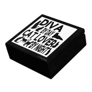Cat Lover Diva Gift Box
