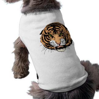 Cat Lover Dog Tee Shirt