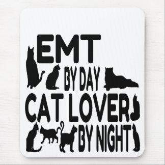 Cat Lover EMT Mouse Pad