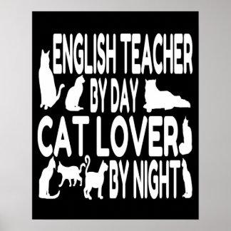 English Teacher Posters | Zazzle.co.uk