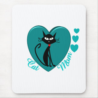 Cat Lover Gifts Mouse Pads
