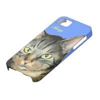 Cat Lover iPhone 5 Case