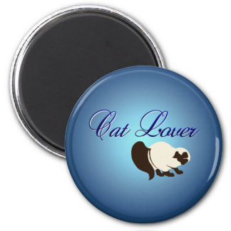 Cat Lover Magnets