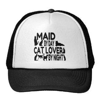 Cat Lover Maid Cap