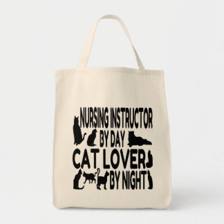 Cat Lover Nursing Instructor