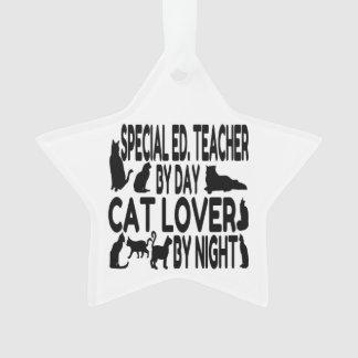 Cat Lover Special Education Teacher