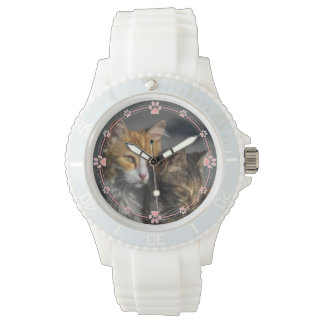 Cat lover watch