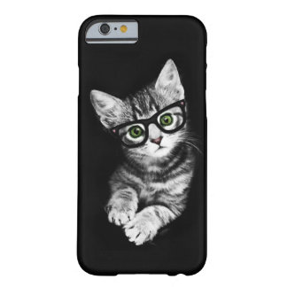 Cat Lover's Hipster Kitty iPhone 6 Case