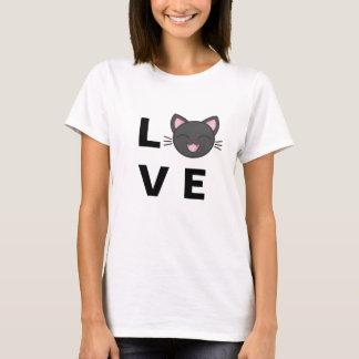 CAT LOVERS I LOVE MY CAT T-Shirt