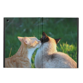 Cat lovers iPad air cover