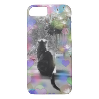 Cat lover's kitten iPhone 8/7 case