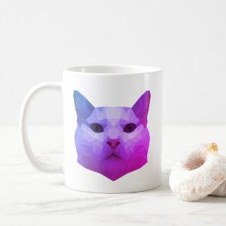 Cat Low Poly Mug