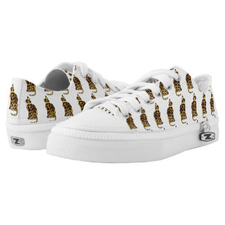 Cat Low Tops