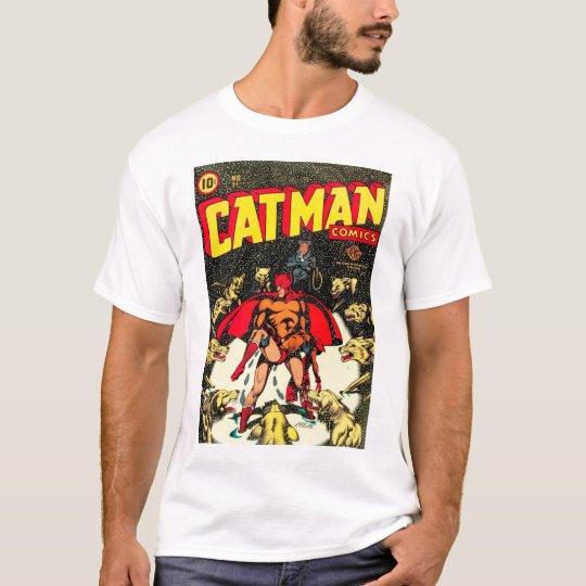 Cat-Man Comics #31 T-shirt