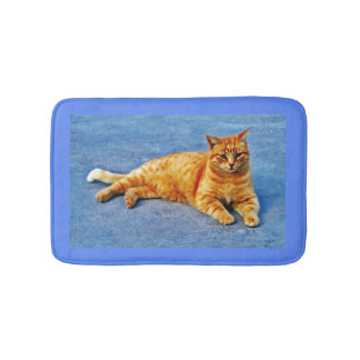 Cat Mat! Bath Mat