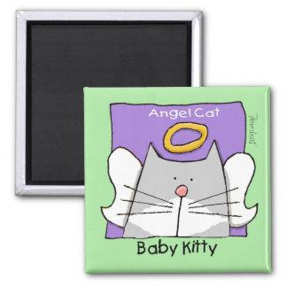 Cat Memorial Magnet