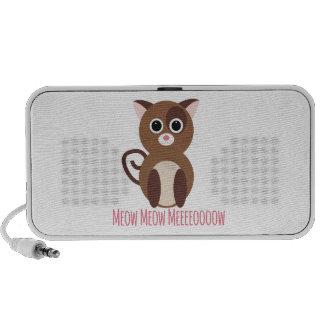 cat_meow meow meeeoow iPod speakers