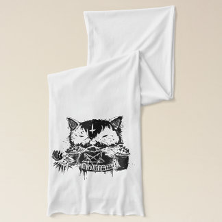 Cat Metal Scarf