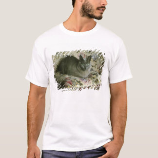 Cat, Minnie, Tonkinese. T-Shirt