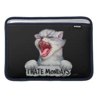 """CAT MONDAY CUTE CARTOON Macbook Air - 11 """" MacBook Sleeve"""