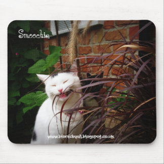 Cat Mouse Pad ~ The Big Floss