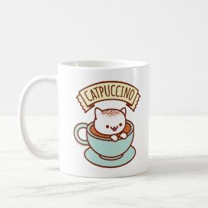 Cat Mug - CATPUCCINO